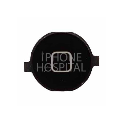 Home-Button in Schwarz für iPhone 3G / 3GS / 4