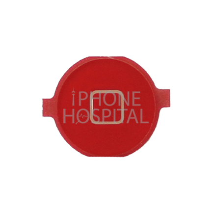 Home-Button in Rot für iPhone 3G / 3GS / 4