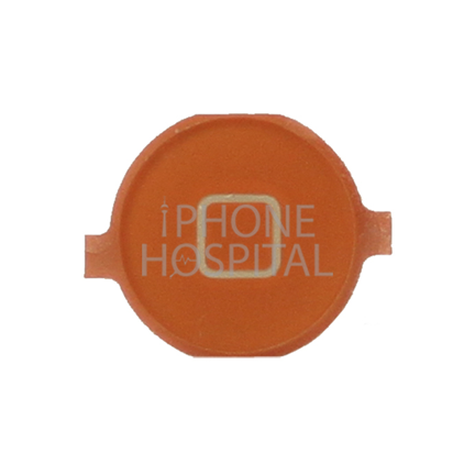 Home-Button in Orange für iPhone 3G / 3GS / 4