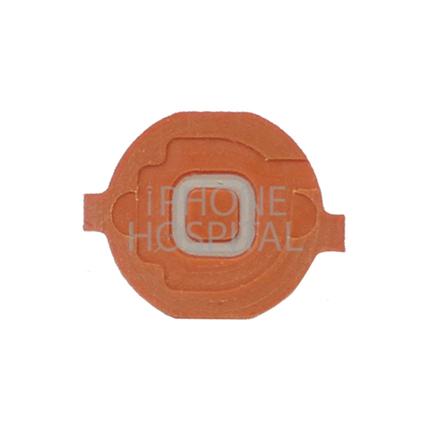 Home-Button in Orange für iPhone 3G / 3GS / 4