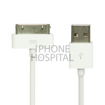 30-poliges Dock-Connector auf USB Kabel für iPhone 2G / 3G / 3GS / 4 / 4S