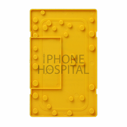 Schrauben-Schablone für ein iPhone 4