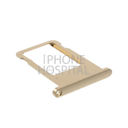 SIM-Tray in Gold für iPhone 6